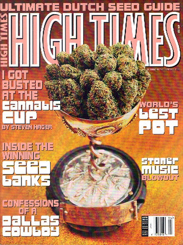 High Times Magazine # 332 - April 2003