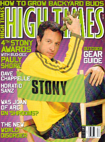 High Times Magazine # 335 - July 2003