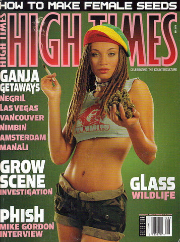 High Times Magazine # 336 - August 2003