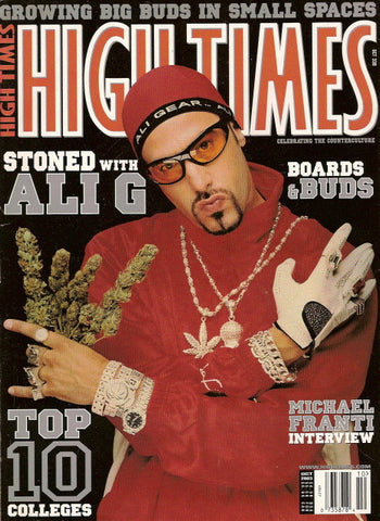 High Times Magazine # 338 - October 2003