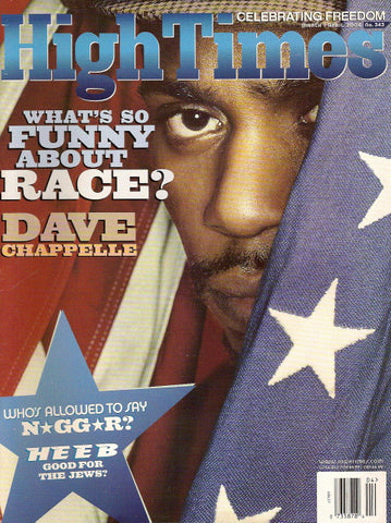 High Times Magazine # 343 - March/April 2004