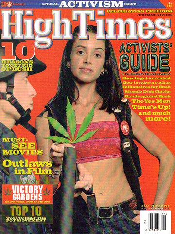 High Times Magazine # 346 - September/October 2004
