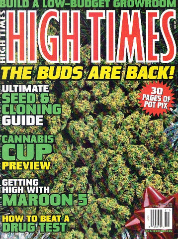 High Times Magazine # 348 - January 2005