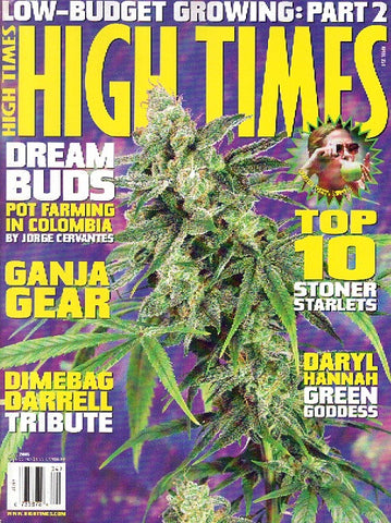 High Times Magazine # 351 - April 2005