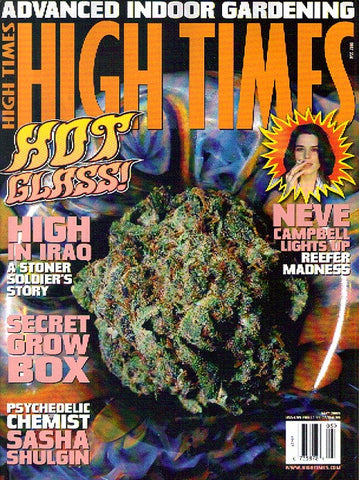High Times Magazine # 352 - May 2005