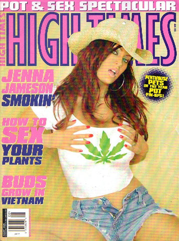 High Times Magazine # 355 - August 2005