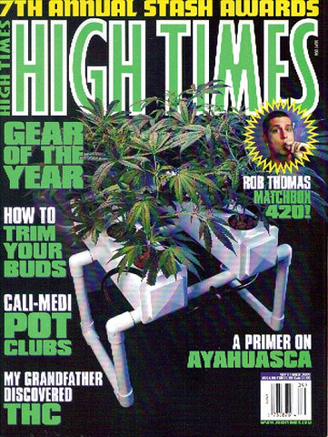 High Times Magazine # 356 - September 2005