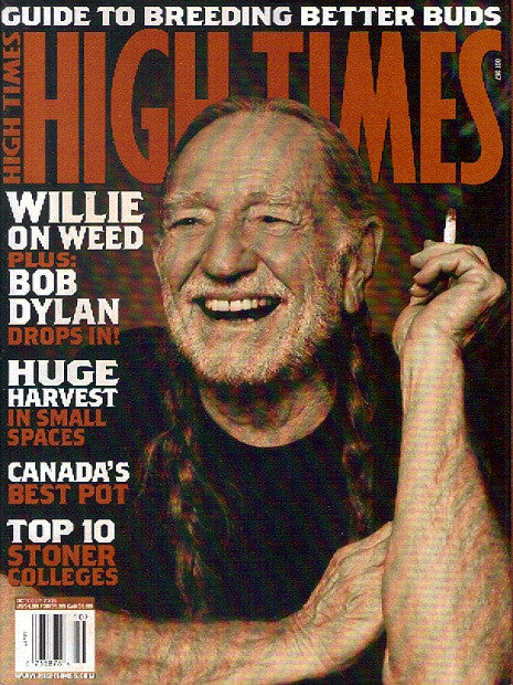 High Times Magazine # 357 - October 2005