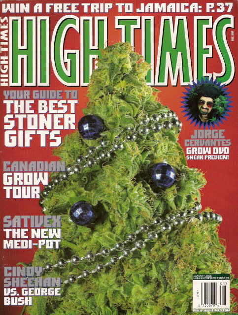 High Times Magazine # 360 - January 2006