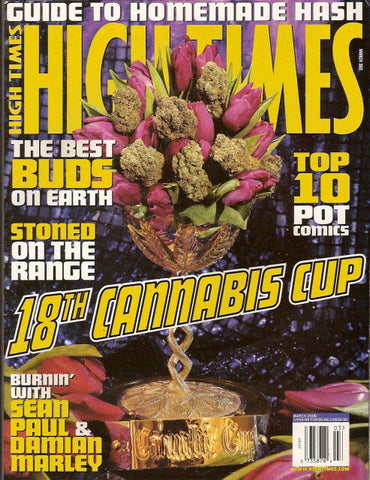 High Times Magazine # 362 - March 2006
