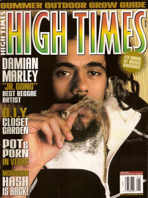 High Times Magazine # 365 - June 2006