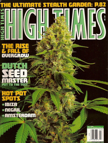 High Times Magazine # 366 - July 2006