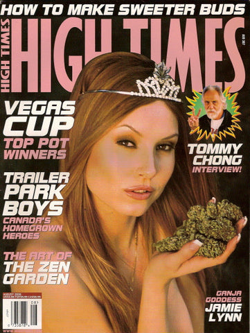 High Times Magazine # 367 - August 2006