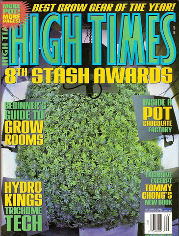High Times Magazine # 368 - September 2006
