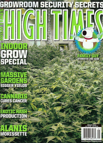 High Times Magazine # 408 - January 2010