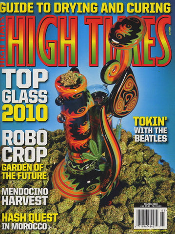 High Times Magazine # 410 - March 2010