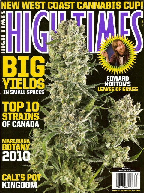 High Times Magazine # 412 - May 2010