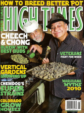 High Times Magazine # 413 - June 2010