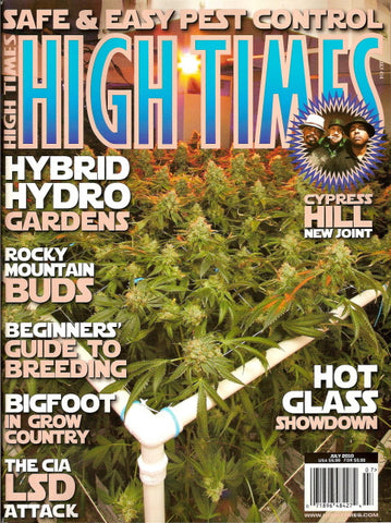 High Times Magazine # 414 - July 2010