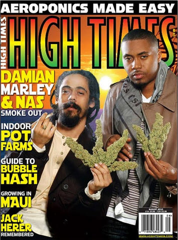 High Times Magazine # 415 - August 2010