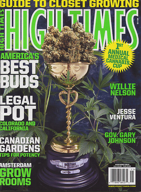 High Times Magazine # 418 - November 2010 – Underground