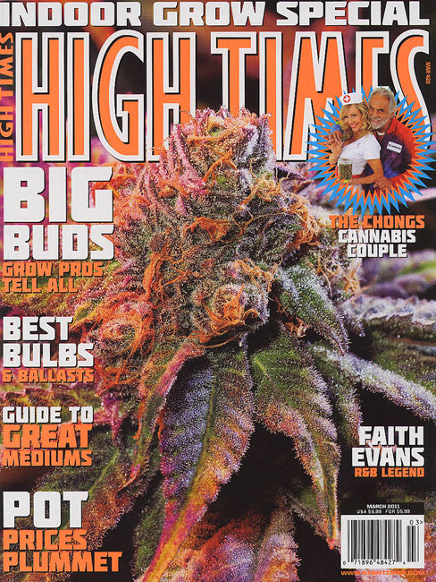 High Times Magazine # 422 - March 2011