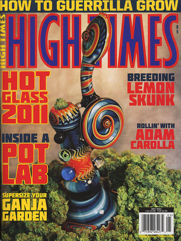 High Times Magazine # 424 - May 2011