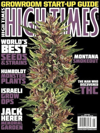 High Times Magazine # 425 - June 2011