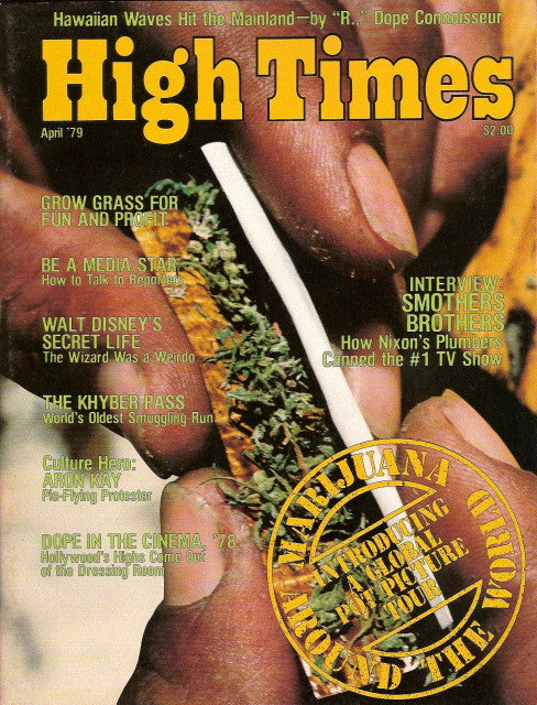 High Times Magazine # 44, April 1979