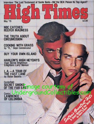 High Times Magazine # 45, May 1979