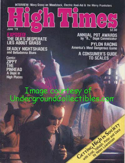High Times Magazine # 46, June 1979
