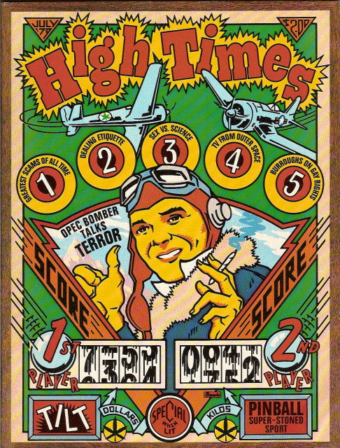 High Times Magazine # 47, July 1979
