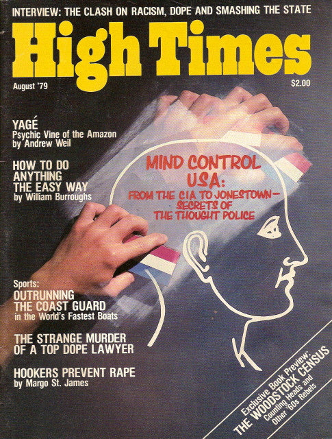 High Times Magazine # 48, August 1979