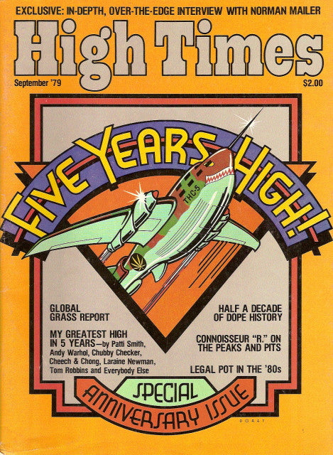 High Times Magazine # 49, September 1979