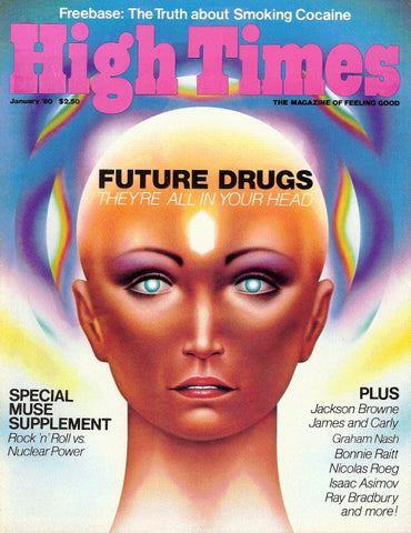 High Times Magazine #  53 - January 1980