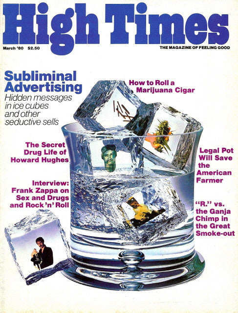High Times Magazine #  55 - March 1980