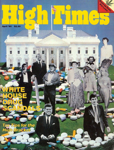 High Times Magazine #  56 - April 1980