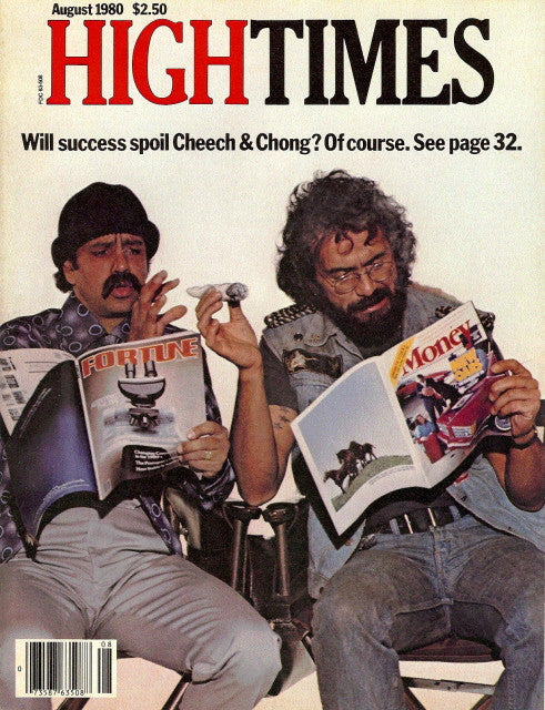 High Times Magazine #  60 - August 1980