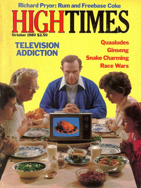 High Times Magazine #  62 - October 1980