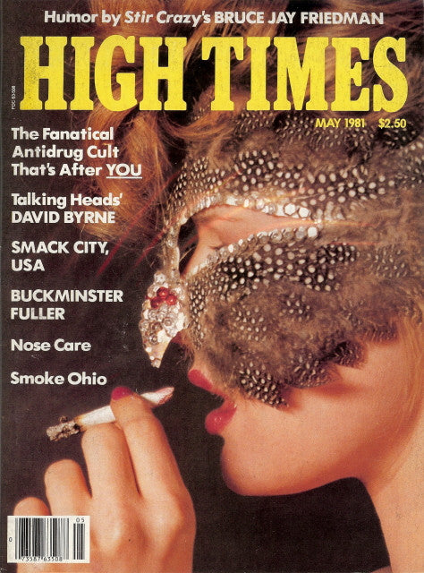 High Times Magazine #  69 - May 1981