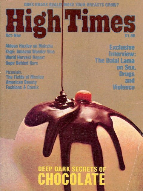 High Times Magazine #  6, October/November 1975