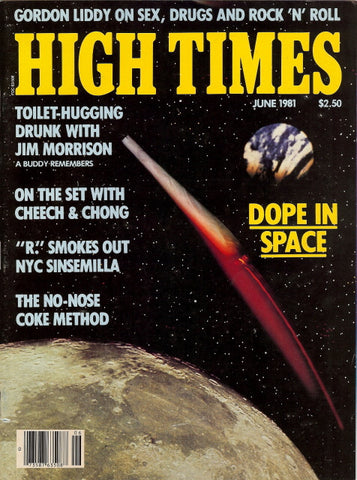 High Times Magazine #  70 - June 1981