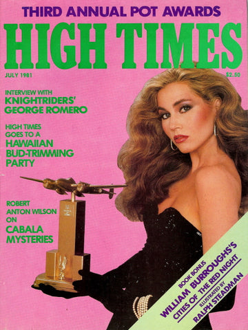 High Times Magazine #  71 - July 1981