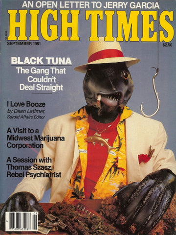 High Times Magazine #  73 - September 1981
