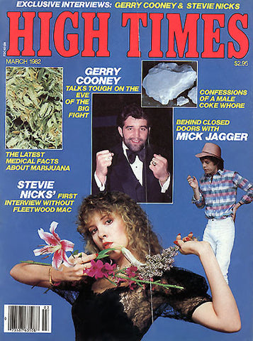 High Times Magazine #  79 - March 1982