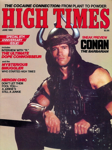 High Times Magazine #  82 - June 1982