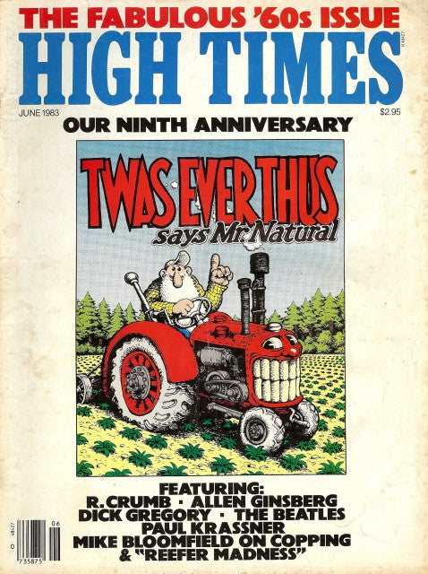 High Times Magazine #  94 - June 1983