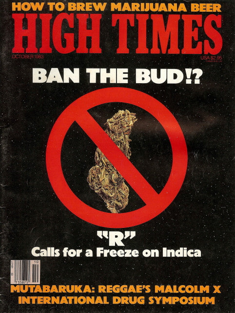 High Times Magazine #  98 - October 1983