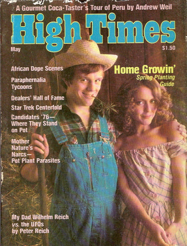 High Times Magazine #  9, May 1976