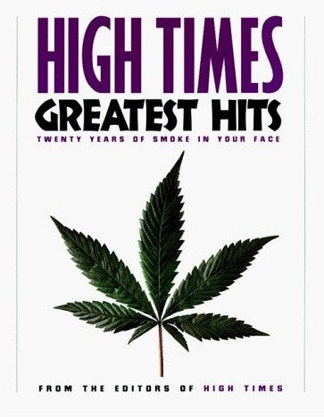 High Times Greatest Hits Special Excerpt Booklet